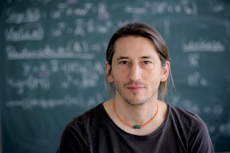 Prof. Dr. Eike Kiltz für Kryptographie