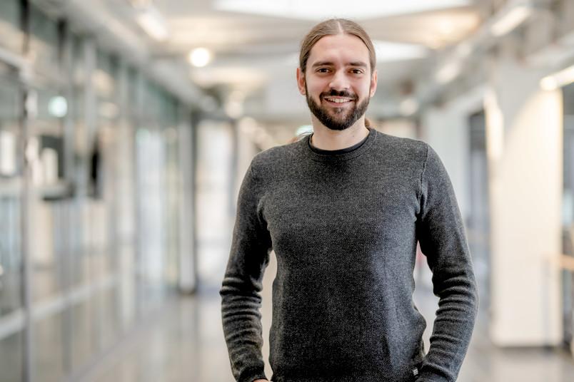 Jun.-Prof. Dr. Steffen Bondorf für Verteilte und Vernetzte Systeme