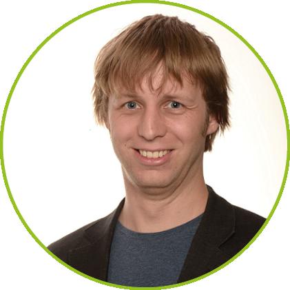 Porträt Prof. Dr. Zeume für Logik und formelle Verifikation